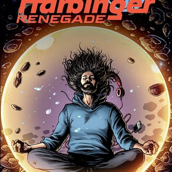 Harbinger Renegade #1 &#8211 The Advance Review