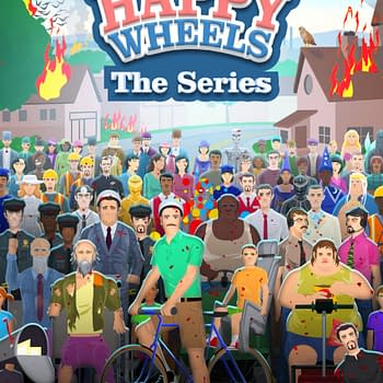 If The First Thing You Look For In Animation Is Graphic Violence Then Happy Wheels Is For You
