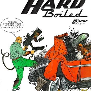 Frank Miller and Geof Darrows Hard Boiled Starring Tom Hiddleston Anyone
