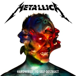 Sorry Apologists But Metallicas New Album Hardwired&#8230 To Self-Destruct Sucks