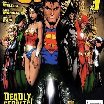 Brad Meltzer Sees More Comic Book Hero Vs. Hero Fighting In President Trumps America