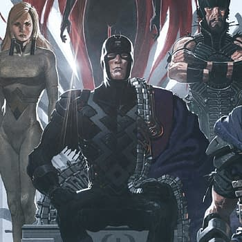 Inhuman TV Series Doesnt Replace The Planned Feature Film