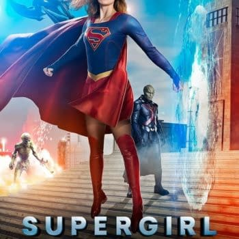 Thanksgiving Interrupted On Supergirl