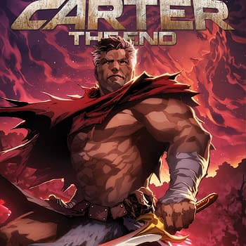 Brian Wood Brings The End To John Carter