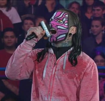 Jeff Hardy Crashes Car Arrested for Driving While Impaired