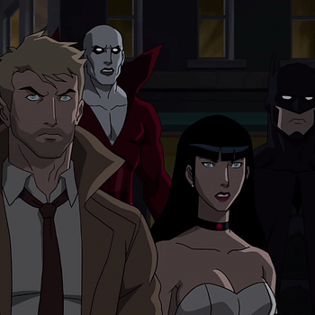 Is Justice League Dark DCs Animated Answer To Doctor Strange