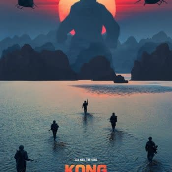 'Kong: Skull Island' Has Flaws But Features Plenty Of Giant Ape Action