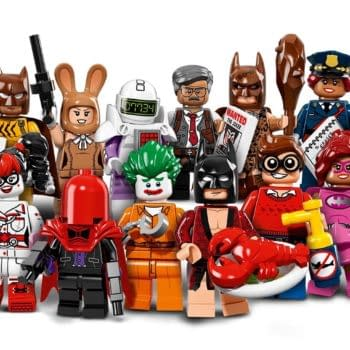 20 Minifigures From The LEGO Batman Movie