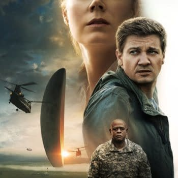'Arrival' Is Smart Science Fiction At Its Best