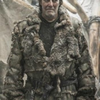 Mance Rayder is Steppenwolf in Justice League