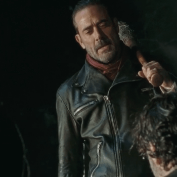 """Negan Gets """"Only 2"""" F-Bombs This Season On The Walking Dead"""