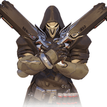 The Ghost Of The Battlefield On Your Shelf – Blizzard Unveils A Reaper Statue