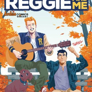 Dog's Eye View – Showing A Deeper Look At Reggie Mantle