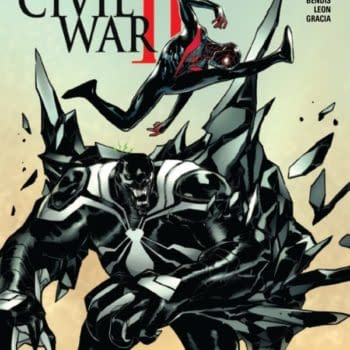 How Venommy Are Your Civil War II Crossovers Today?