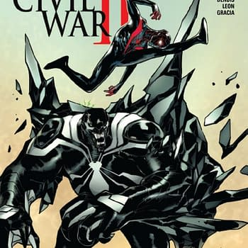 How Venommy Are Your Civil War II Crossovers Today