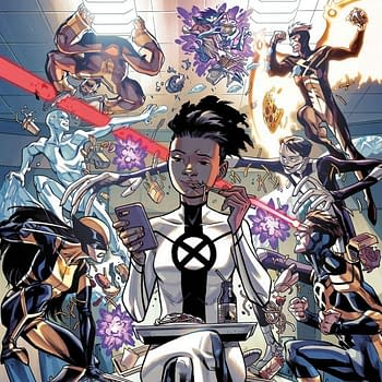 Where The Kids Look Like Kids &#8211 The All New X-Men Annual #1 Reviewed