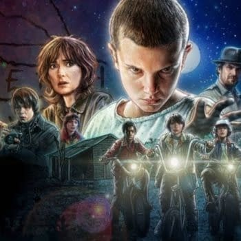 Why All The Hype For Stranger Things?