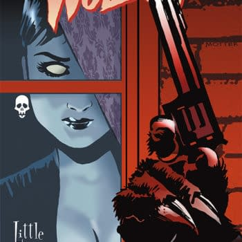 Exclusive Extended Preview Of Wolfcop #1 And Six Million Dollar Man: Fall Of Man #5