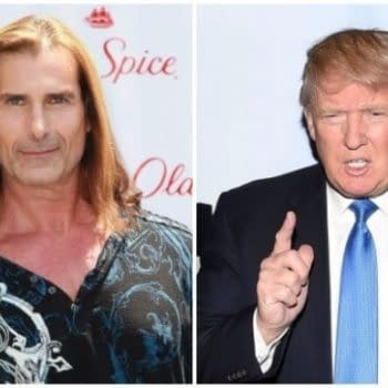 Did Your Selfie With Fabio At Donald Trump's Thanksgiving Dinner Have Marvel CEO Ike Perlmutter In The Background