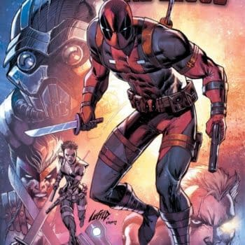 Thumper Is Deadpool's Sabretooth, And More At NC Comicon