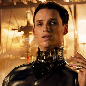Eddie Redmayne Talks About His Audition For Kylo Ren In Star Wars: The Force Awakens