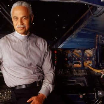 Firefly's Book, Ron Glass, Passes Away at 71