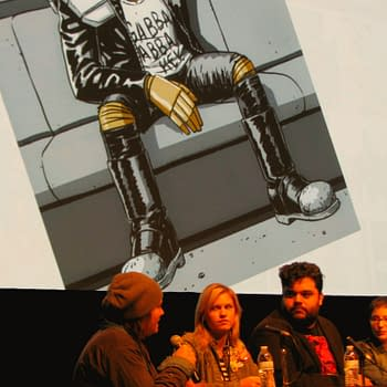 """""""Comics For Dangerous Humans"""" – Young Animal At NC Comicon"""
