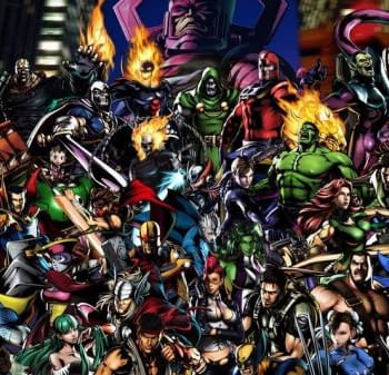 Marvel Vs Capcom 4 Report Says Game Is Coming In 2017 And The X-Men Will Be Sitting Out