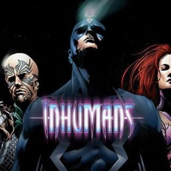 Marvel's Inhumans Cast The Rest Of The Royal Family