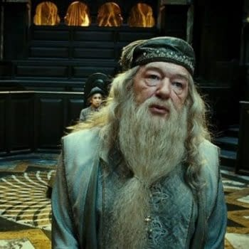 A Young Dumbledore Will Be In Fantastic Beasts 2