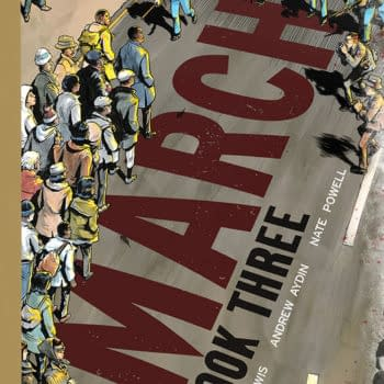 John Lewis's March Wins National Book Award (#NBAwards) For Young People's Literature