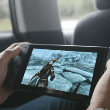 Report Says The Nintendo Switch Will Launch With New Mario Game, Skyrim Port And Splatoon Pack In