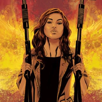 In Stores Today: No Angel From S.H.I.E.L.D. Star Adrianne Palicki And… Some Other People