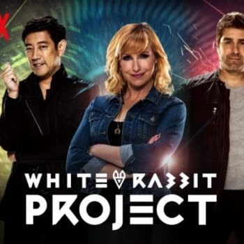 Mythbuster Alum's White Rabbit Project Series to Premiere on Netflix December 9th