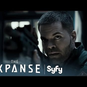 Adam Savage Expands On The Expanse