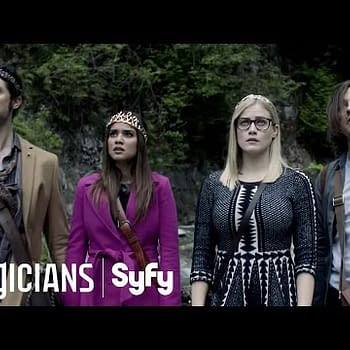 Exploring The Characters Of The Magicians