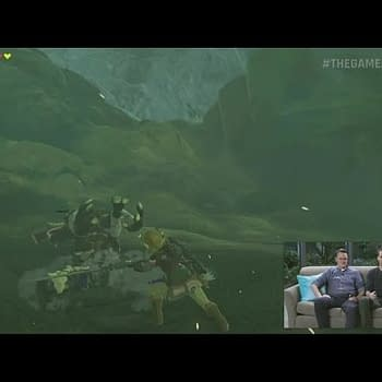 The Legend Of Zelda: Breath Of The Wild Gameplay Video Shows Off New Area