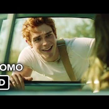 New Riverdale Promo Shows Us The Archie-Betty-Veronica Love Triangle