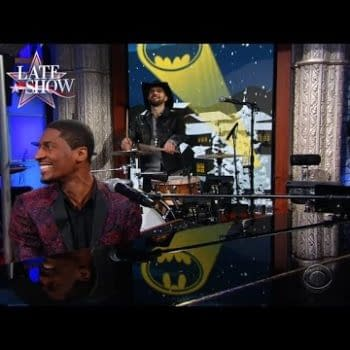Stephen Colbert Rolls Out New Batman Carols And Snubs Kevin Conroy