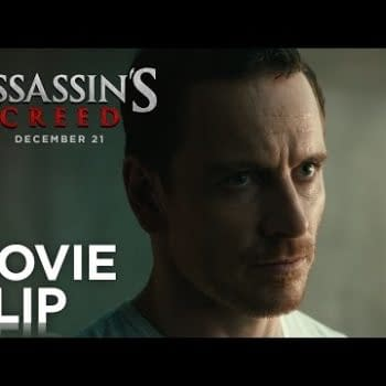 The Blade That Killed Callum's Mother – New Clip From Assassin's Creed