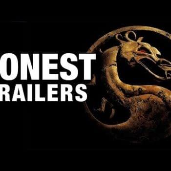 Mortal Kombat Gets An Honest Trailer… A Really Honest Trailer