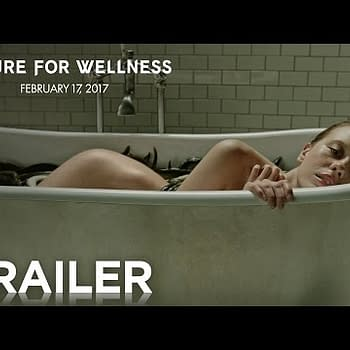 A Cure For Wellness The Long Awaited Directorial Return Of Gore Verbinski