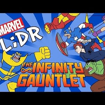 The Infinity Gauntlet More Than A Fashion Accessory &#8211 TLDR Explains
