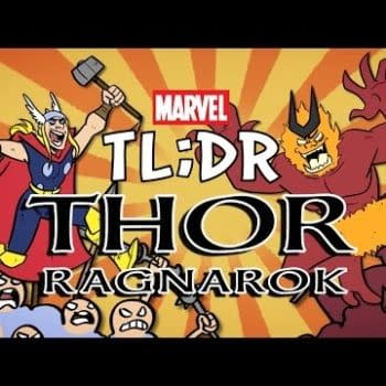 Marvel Gets You Ready For Thor: Ragnarok With The Latest TL;DR