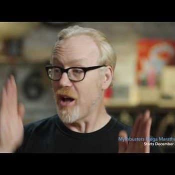 Science Is A Creative Process. &#8211 Adam Savage Talks Mythbusters