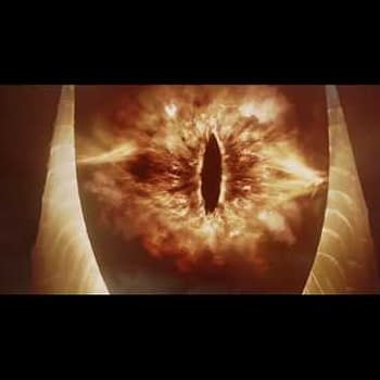 Celebrate The Holidays With The Eye Of Sauron Yule Log