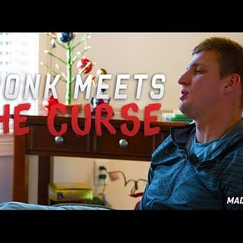 Rob Gronkowski Mocks The Madden Curse In New Video