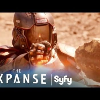 A New Mission For The Expanse