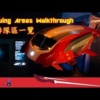 Hong Kong Disneyland Isnt Screwing Around With Their Iron Man Experience