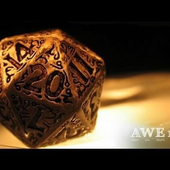A D&D Fan Gets The Ultimate Gaming Table